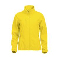 Basic softshell jacket dames