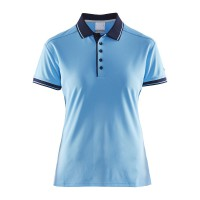 Noble polo pique shirt dames