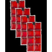Bio PCM koelpacks 29C (set van 4)