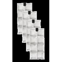 Bio PCM koelpacks 24C (set van 4)