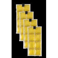 Bio PCM koelpacks 21C (set van 4)