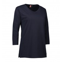 Pro wear t-shirt dames 3/4 sleeved
