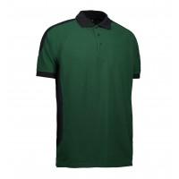 Pro wear polo shirt contrast heren