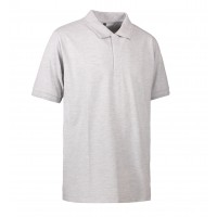 Pro wear polo shirt press stud heren