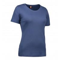 Interlock t-shirt dames