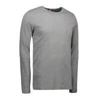 Heren interlock t-shirt long-sleeved