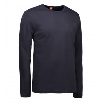 Heren interlock t-shirt long-sleeved