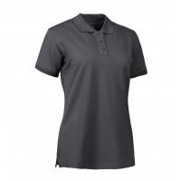 Stretch polo shirt |Dames