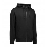 Core full zip hoodie heren