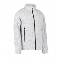 Heren quilted fleece jacket