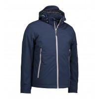 Heren winter soft shell jacket
