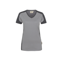 Performance t-shirt contrast - Dames